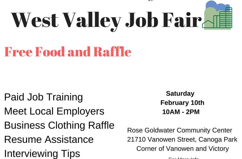 West Valley Job Fair